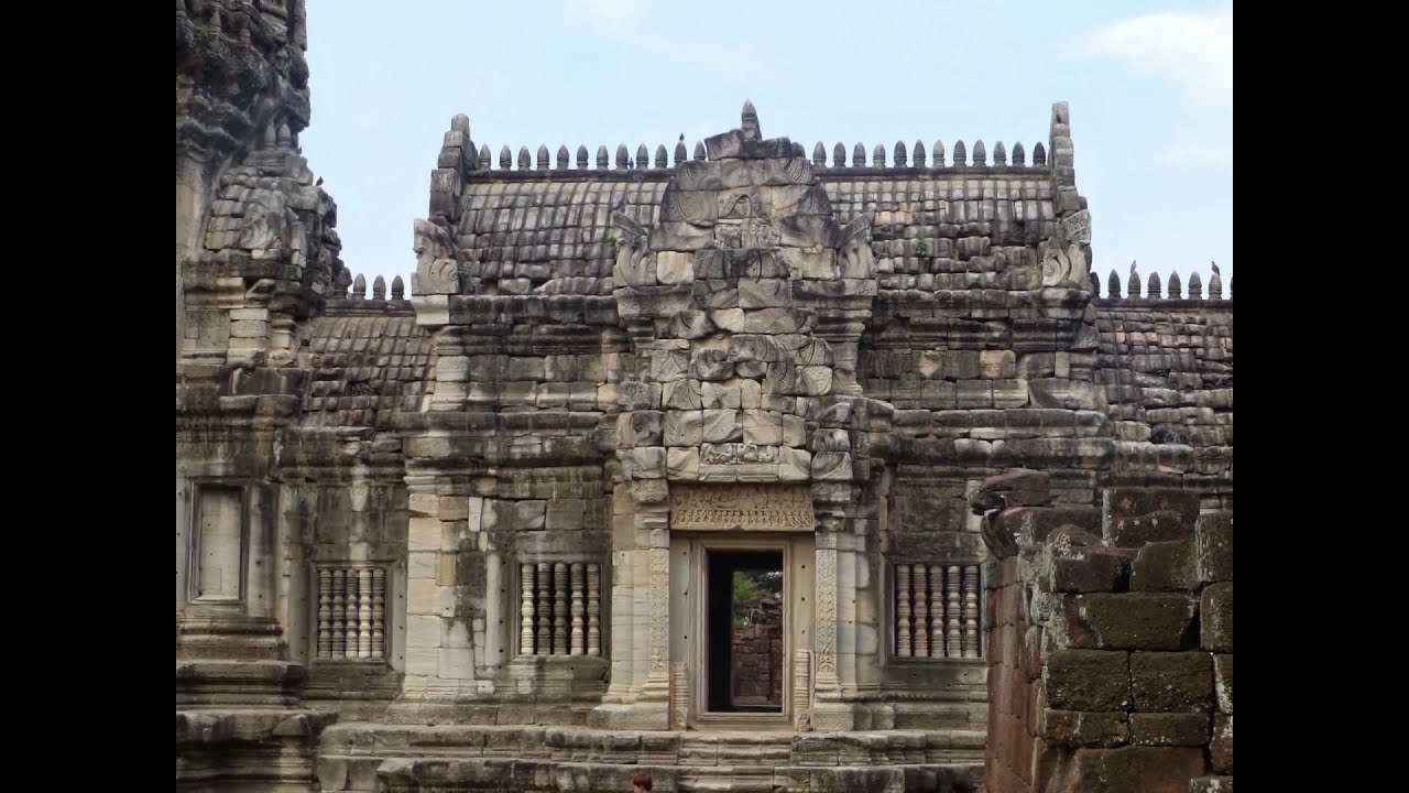 Ancient City Korat Thailand Historical Sites In Thailand Issan Map