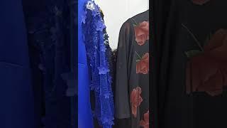 Видео рынок Дордой.Пошив Кыргызстан.Женские платья- большемеры.