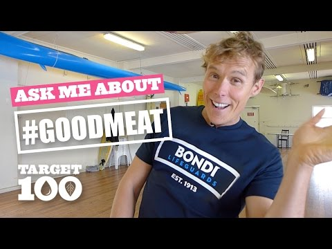 Beef and the Reef Q&A with Reidy from Bondi Rescue | #GoodMeat