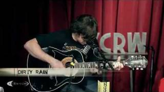 ryan adams. dirty rain.  kcrw