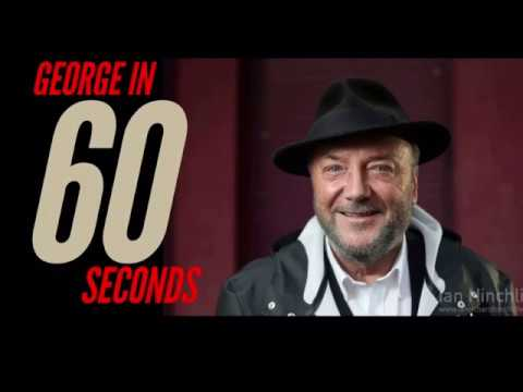 George Galloway on Andy Burnham as Mayor of Manchester