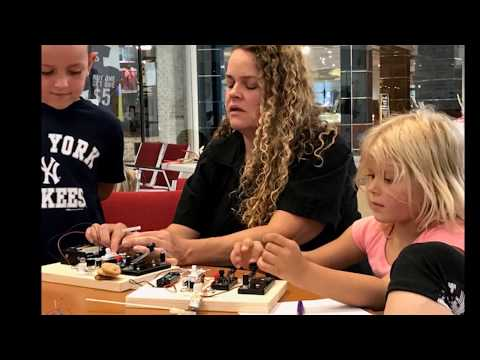 video:April and May Tinker Workshops
