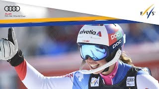 Behind The Results with Michelle Gisin | FIS Alpine