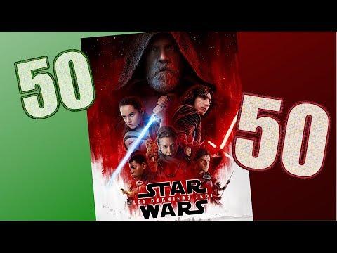 Mini-50/50 : Star Wars, épisode VIII : les Derniers Jedi (spoilers)