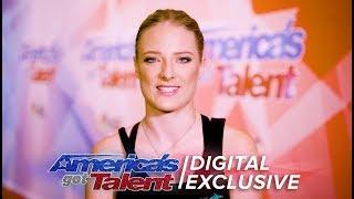 Sara Carson Shares A Heartfelt Thanks To AGT Fans - America's Got Talent 2017