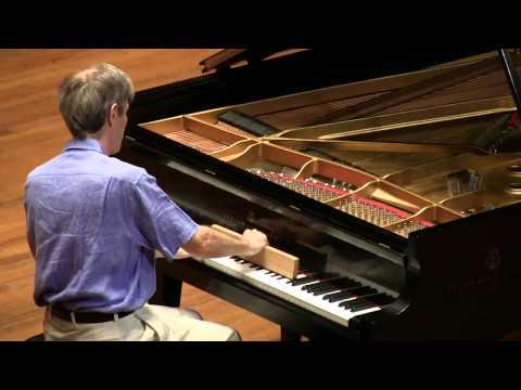 """Charles Ives - Piano Sonata No.2, """"Concord, Mass., 1840-1860"""""""
