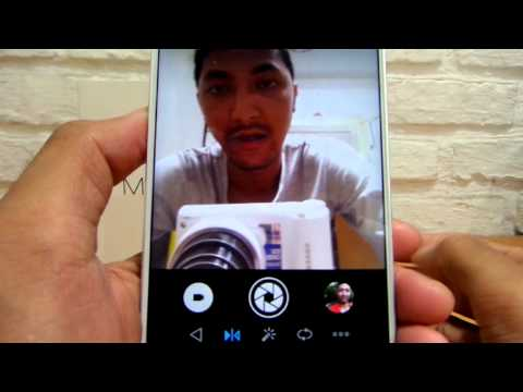 Kamera Meizu MX4 Pro