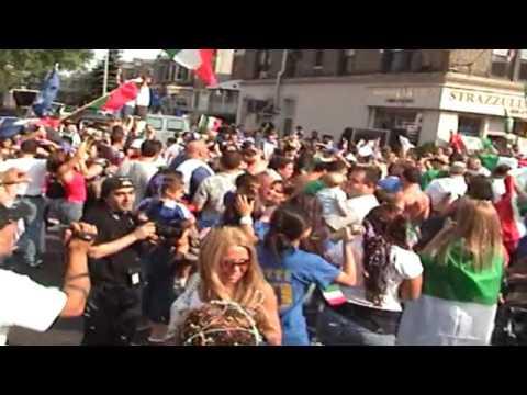 Italia world cup 2006 Brooklyn, NY