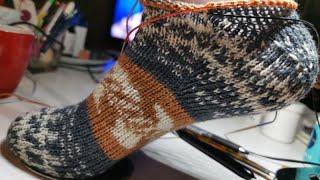 Stricken mit eliZZZa * Fjord Socks * Die einfachste Ferse - ohne Lücken,