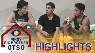 Andre, Akie at Argel, nagkwento tungkol sa kanilang mga girlfriend | PBB OTSO Gold YouTube Videos