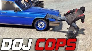 Video Dept. of Justice Cops #298 - Making Enemies (Criminal) download MP3, 3GP, MP4, WEBM, AVI, FLV November 2018