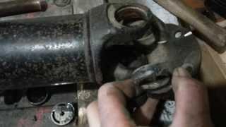 ремонт ваз 21214 нива снятие крестовин кардана(, 2013-12-30T18:35:46.000Z)