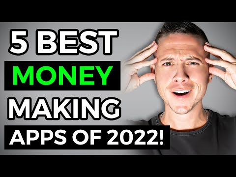5 BEST Money Making Apps (2020)