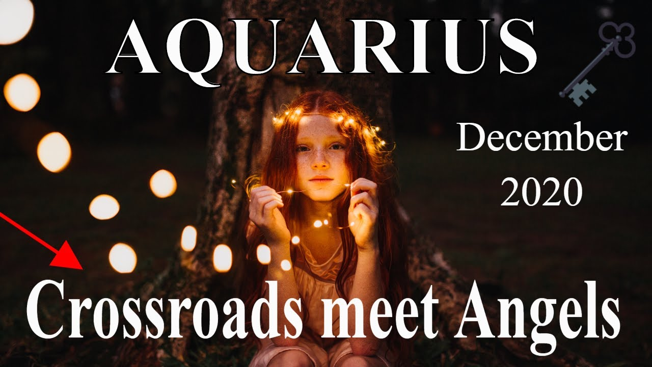 Aquarius ~  There's Someone in My Head but it's Not Me ~  Psychic Tarot Reading December 2