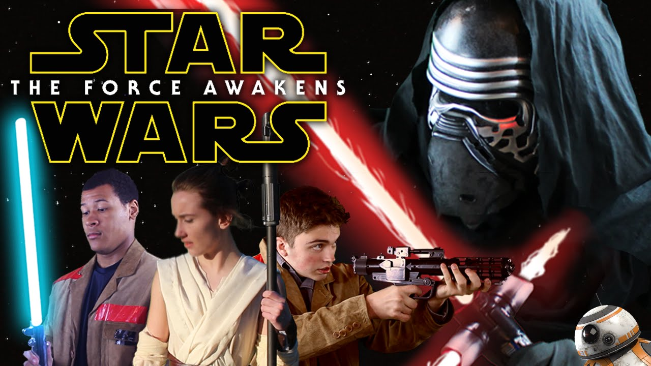 Star Wars The Force Awakens Parody - Xanderflicks - Youtube-5987