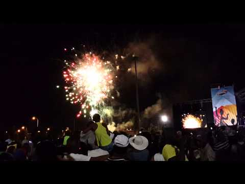 The Cape Town Lights Festival 2013