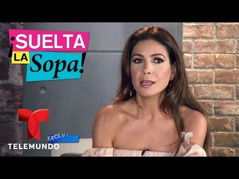Patty Manterola habló de su romance con Luis Miguel | Suelta La Sopa | Entretenimiento