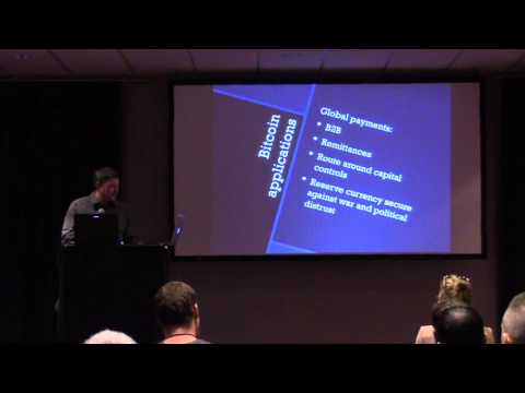 Nick Szabo speaks at Bitcoin Investor (Las Vegas) 2015-10-29