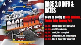 Race Week 2.0 2021 Day Four -  Mid America Dragway Geuda Springs KS