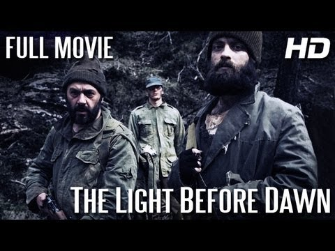 WW2 FILM DRAMA - THE LIGHT BEFORE DAWN - FULL MOVIE (HD) ENGLISH SUBTITLES