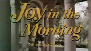 Richard Chamberlain Joy in the Morning Trailer