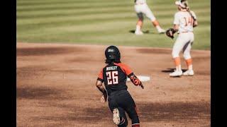 텍사스 테크 소프트볼 vs. No. 12 오클라호마 주 : (포스트 게임 프레스) | 2021 년 4 월 10 일