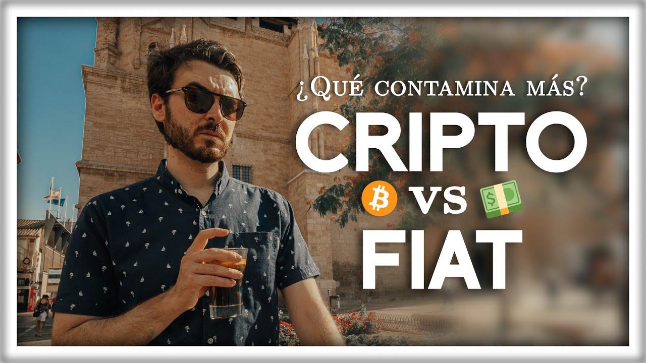 ¿Qué Contamina Más? Bitcoin vs. Sistema Financiero Mundial