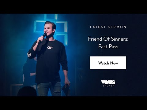 Rich Wilkerson, Jr. — Friend Of Sinners: Fast Pass