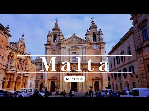 Co w zimę zobaczyć na MALCIE? | MDINA | vlog