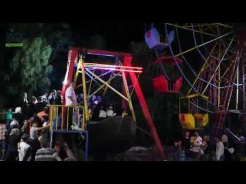 أراجيح العيد في ليالي إدلب