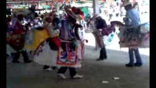 la tradicionl danza