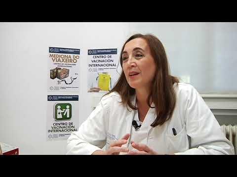 Reportaje sobre la vacunación contra el sarampión 13 9 19