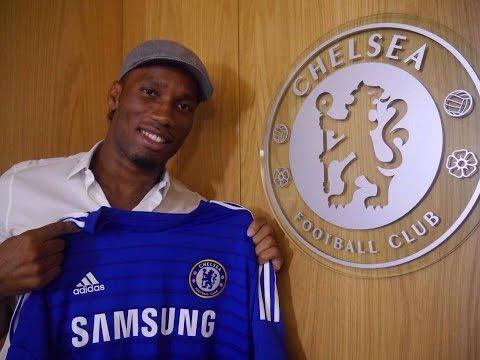 Didier Drogba - Welcome back at Stamford Bridge