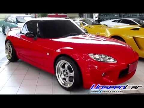 รถมือสอง MAZDA MX 5 โฉมปี (05-11) 2.0 Roadster