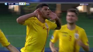 Euro Espoirs : La Roumanie élimine l'Angleterre dans un match de dingue !