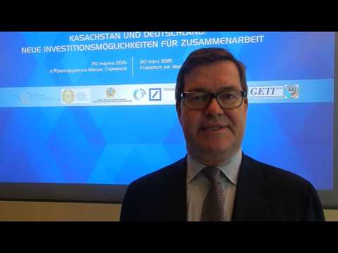 Peter Tils CEO Central and Eastern Europe Deutsche Bank AG