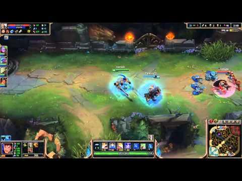 League of Legends -  Victoria inesperada -  Basto Gamer