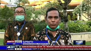 31 Napi Lapas Kerobokan Bali Positif COVID-19