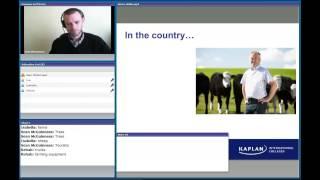 Урок английского языка - Живые курсы онлайн от Kaplan International Colleges