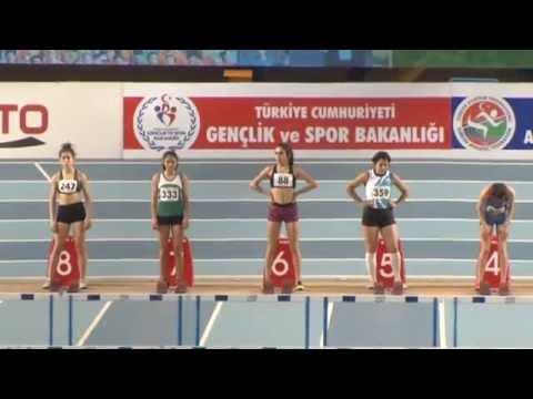 Turkcell Türkiye Yıldızlar U16 - U18 Salon Şampiyonası - İstanbul - 24.01.2016