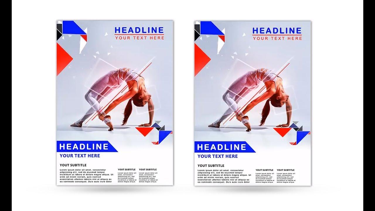 E poster design software - Poster Design Speed Art Photoshop Tutorial