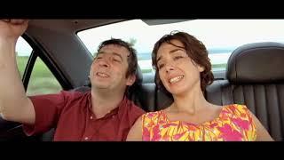 Даниэль Обгоняет Гоночный Автомобиль ... отрывок из фильма (Такси 2/Taxi 2)2000