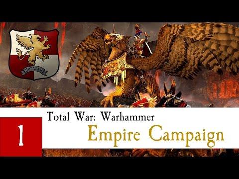Total War: Warhammer - Empire Campaign Part 1