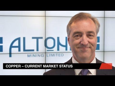 Copper – Current Market Status