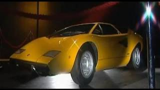 Lamborghini Countach | Clarkson's Car Years | BBC