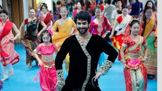 Bollywood Workshop by Devesh Mirchandani in Zhuhai, China (Complete Showreel)