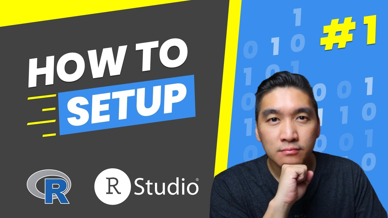 How to Set Up the R Programming Environment