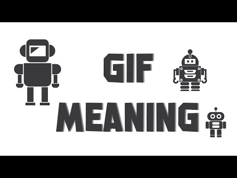 CyberDefinitions: GIF meaning 🕺🎨