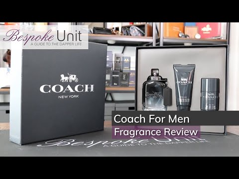 cdcda5cf8c3a Coach For Men Gift Set Fragrance Review: A Great Entry Cologne For Younger  Men - YouTube