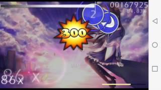 #1 Osu!droid Kaleczę tą grę :D | Dragonxdmax